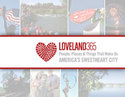 Loveland 365 - limited-edition book - 365 people, places and things that make us America's Sweetheart City, Loveland, Colorado